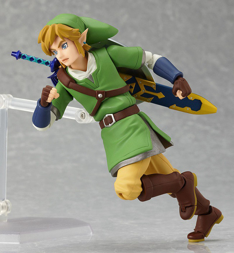 Zelda Skyward Link Action Figure 14cm 7