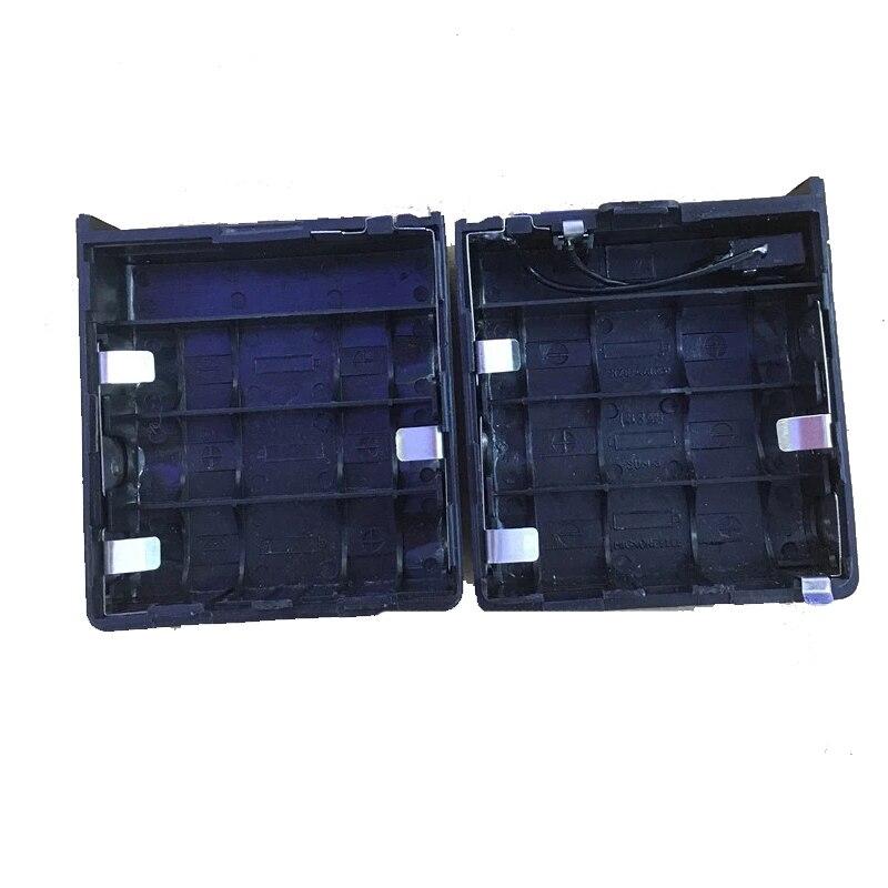 Bp-99 Battery Case Box For Icom Two Way Radio IC-V68 IC-W21A IC-W1 IC-2GXA IC-2GSAT 6*AA Freeshipping