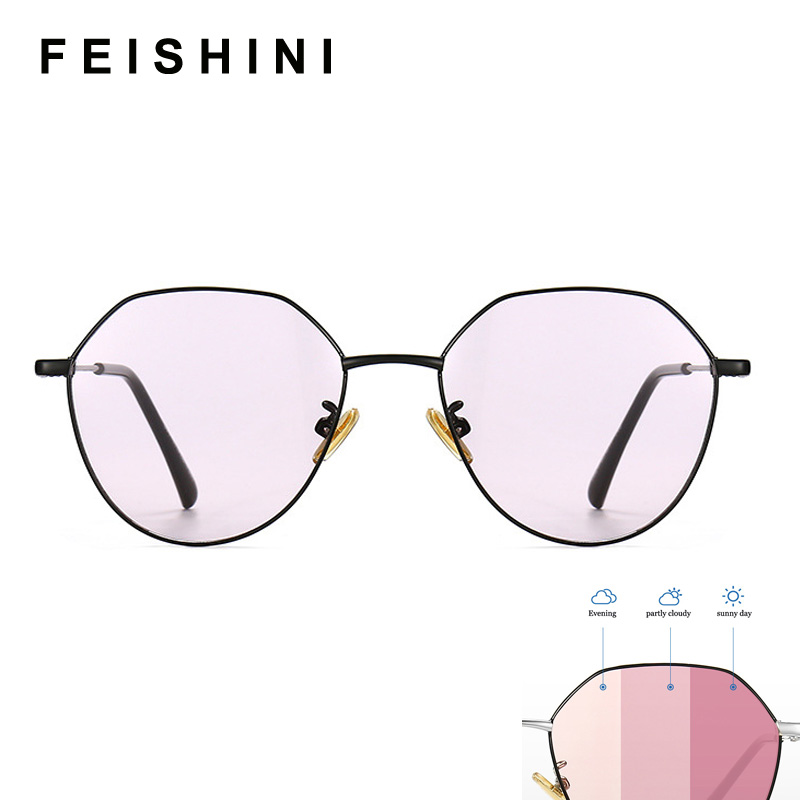 FEISHINI 2020 gafas de ordenador de marca gafas de conducción de día y noche gafas de sol polarizadas Vintage para hombre fotocrómico UV400 2020 Mochila escolar para niños, Mochila escolar de primaria, Mochila ortopédica para niñas, Mochila Infantil para niños