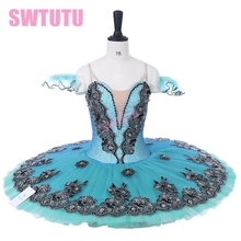 2015 New Arrival!Adult green classical ballet tutu for competition,professional tutus,pancake tutuBT8973