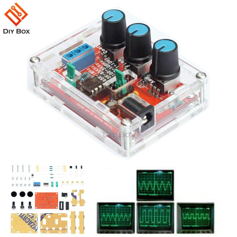 Générateur de signaux de commande, 1 HZ-1 MHZ, kit de générateur de signaux de fonction XR2206