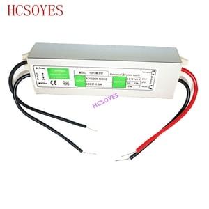 Image 3 - LED 변압기 전원 공급 장치 어댑터 스트립 빛에 대 한 DC12V/24V 10W/20W/30W/36W/50W/150W 방수 ip67 LED 드라이버 변압기