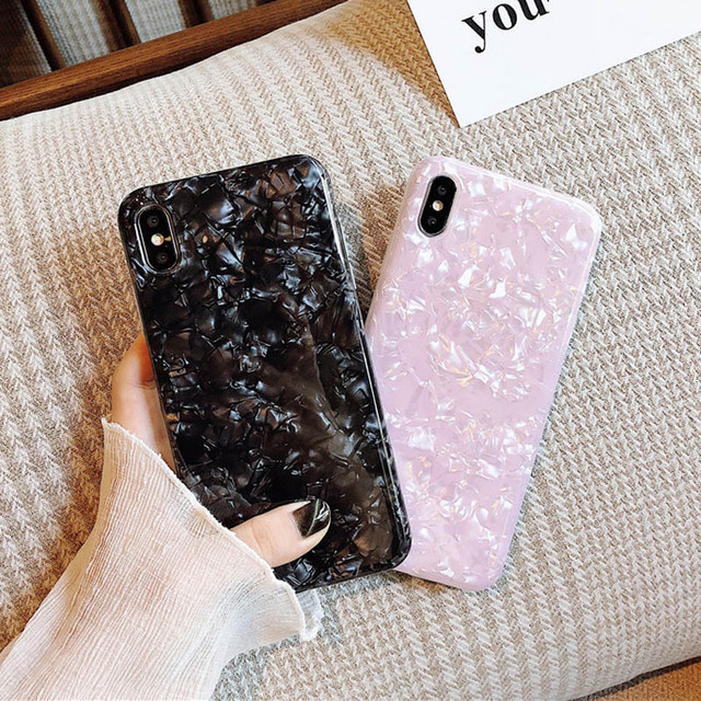 Glossy Glitter Case for iPhone SE (2020) 2