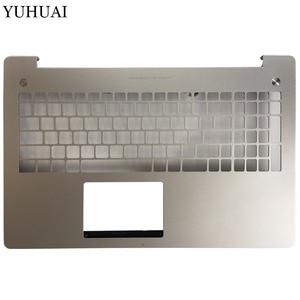 Клавиатура для ASUS N550 N550JA N550JK C, верхняя панель для ноутбука