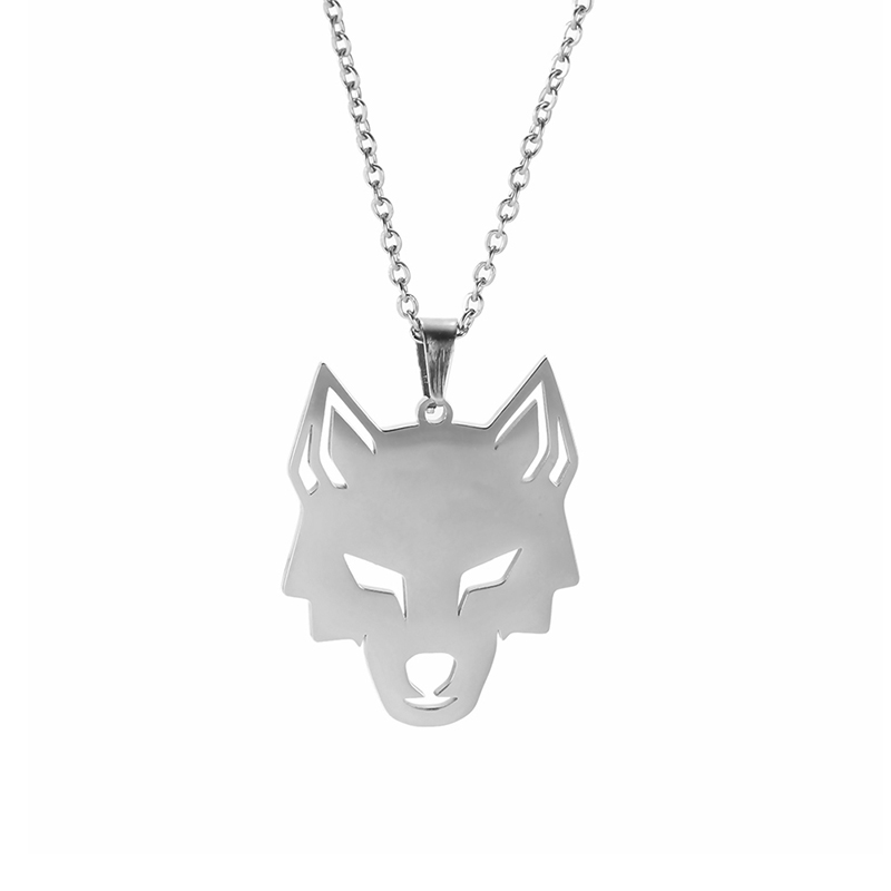 Wolf-Silver Color-D