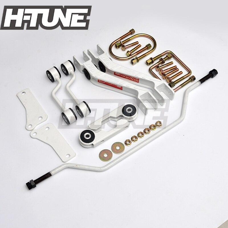 H-TUNE Aluminium Achter Controle Sway Anti Roll Bar Ruimte Arm Voor Navara 2008-2012