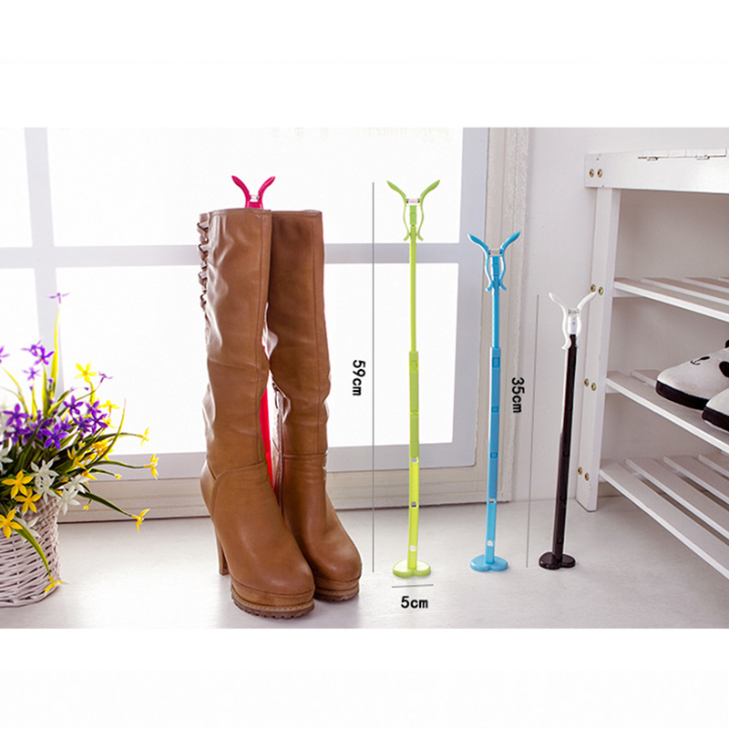 portabicicletas para viajes Henan soporte para botas colgador de ropa y calcet/ín 6 ganchos ajustables de acero inoxidable para zapatos y pantalones