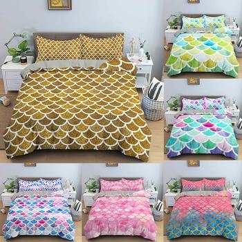 Bedding Sets Twin Full Queen King Size Bed Linen Duvet Cover Set