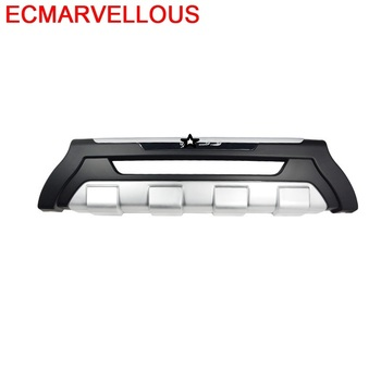 Decoration Mouldings Automobile Automovil Protecter Front Tunning Lip Car Styling Rear Diffuser Bumper 10 11 12 FOR Hyundai IX35