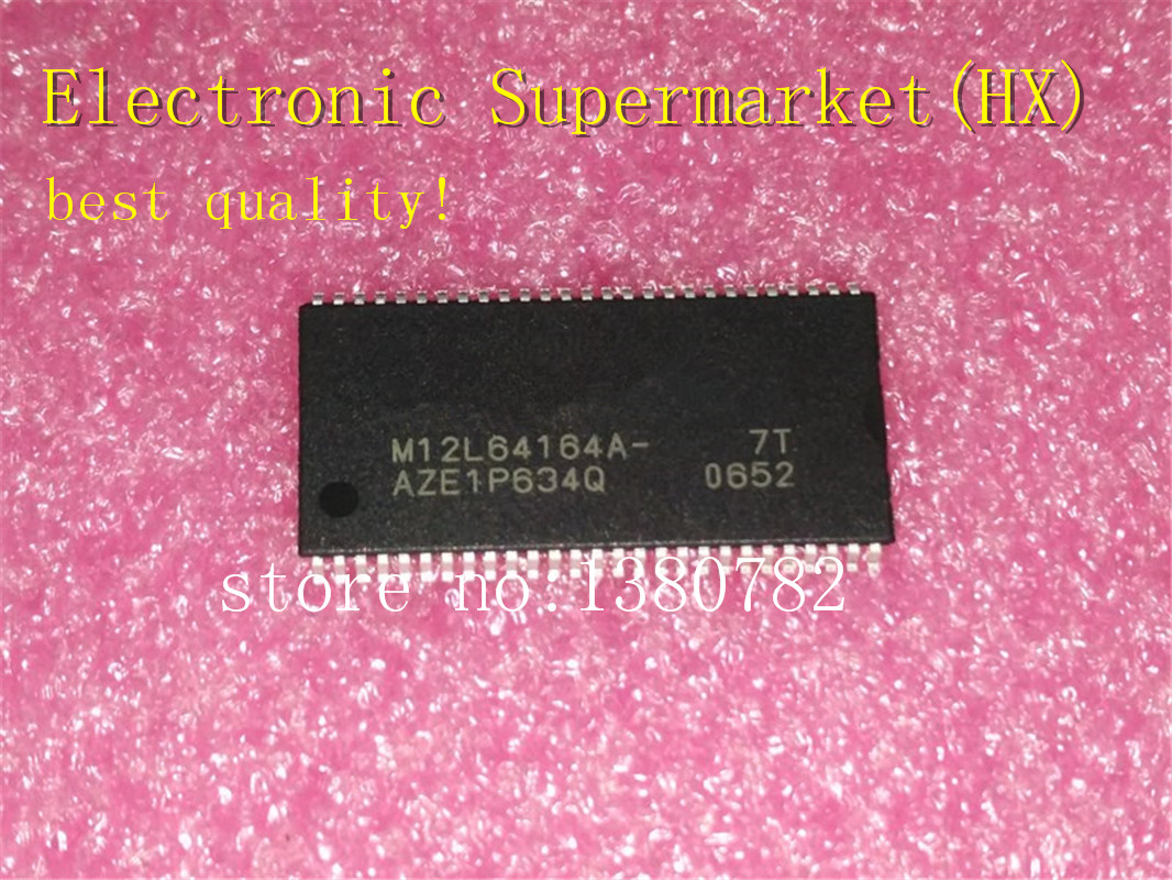 Free Shipping 10pcs lots M12L64164A 7T M12L64164A M12L64164 TSOP 54 100 New original IC in Integrated Circuits from Electronic Components Supplies