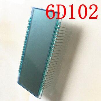 Free shipping for Komatsu PC200-6 6D102 excavator display screen lcd / Monitor LCD screen display panel