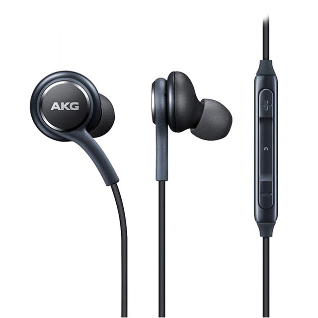 New for SAMSUNG S10 Earphones EO IG955 3.5mm In-ear with Mic Wired AKG Headset for Galaxy S9 S8 S7 S6 huawei xiaomi smartphone