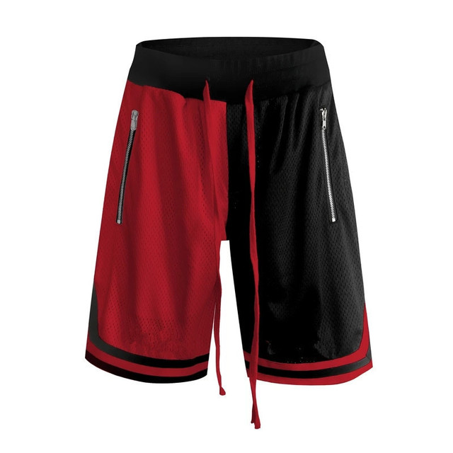 Quick Dry Hip Hop Sweat Shorts 6
