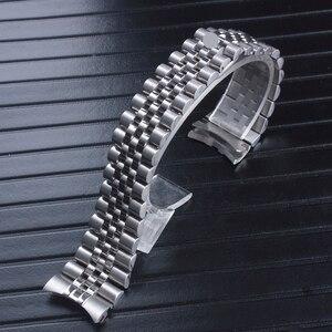 17mm 20mm Metal Watchbands Bra