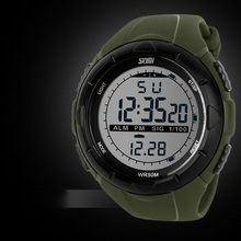 TurnFinger Top Craft Luxury Quality Diving Luminous Outdoor Sports Timing Multi-function Fashion Student Electronic Часы