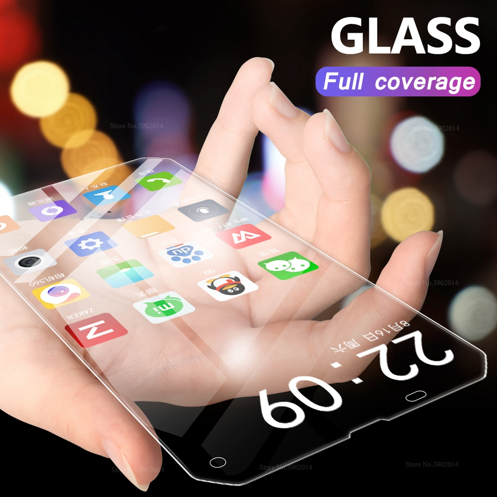2PCS Front Screen Protector For <font><b>BLACKVIEW</b></font> BV6100 BV 9600 <font><b>9700</b></font> <font><b>PRO</b></font> 9500 PLUS 9H Transparent Tempered Glass Clear Protective Glass image