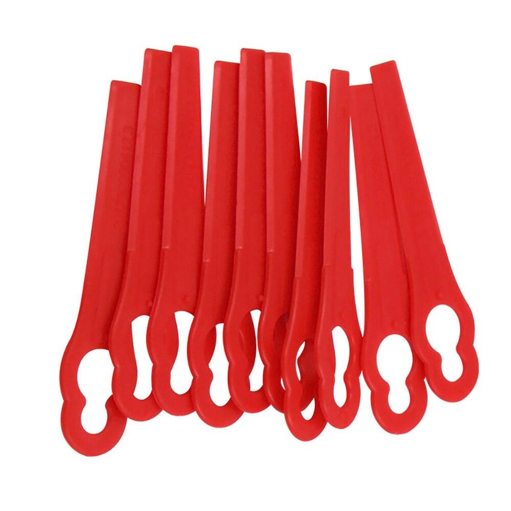 100 шт. качели Пластиковые Подвески с лезвиями 20 в литиевый 1500 мАч беспроводной триммер для травы садовый таймер