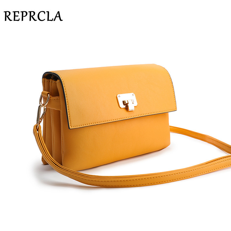 REPRCLA Luxury Women Shoulder Bag Multi-layered Handbag Brand Designer Crossbody Messenger Bags For Women Purse