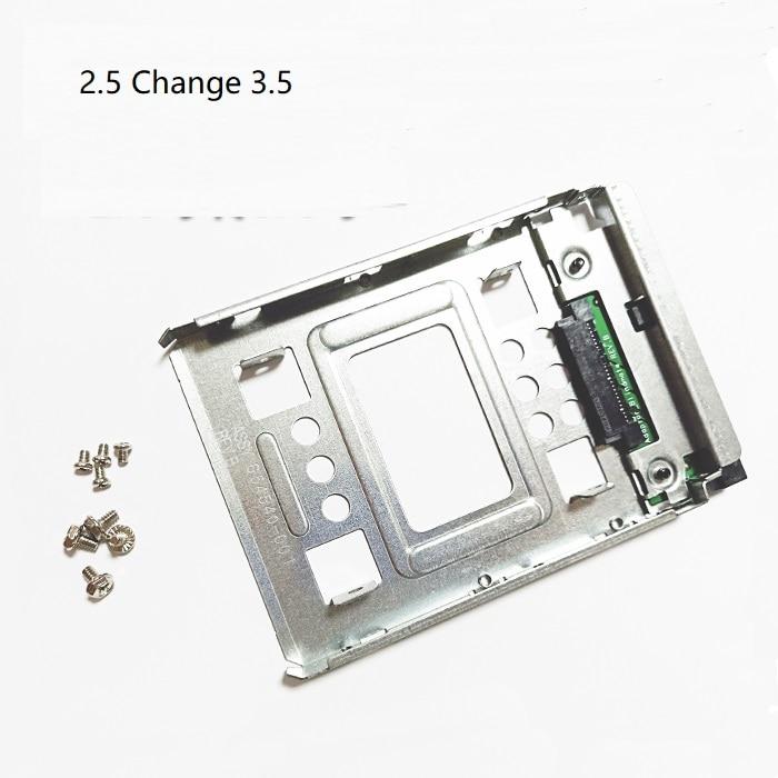 HP原装 2.5寸SSD转3.5寸固态硬盘支架654540-001 GEN8N54L转接架88 (2)