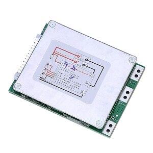 Image 3 - Горячая 3C 14S 52V 35A литий ионный Литий полимерный аккумулятор Защитная плата BMS PCB плата для E Bike EScooter