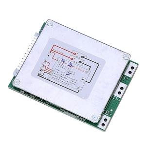 Image 3 - Hot 3C 14S 52V 35A Li Ion Lipolymer tablica zabezpieczająca baterię BMS płytka drukowana do e bike EScooter