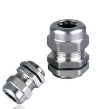 Waterproof Cable Gland Cable Inlet IP68 Stainless Steel Pg7 Connector PG9 Pg11 Pg13.5 PG16 Pg19 PG21 Pg25 PG29 Pg39 Pg42