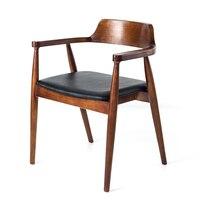 Amerikanischen schmiedeeisen massivholz esszimmer stuhl präsident stuhl kaffee stuhl büro stuhl retro computer stuhl sofa stuhl einzel c auf