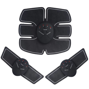 Image 4 - 2/4/6/8pcs Set Hip Trainer Abdominal machine electric muscle stimulator ABS ems Trainer Body slimming Massage without retail box