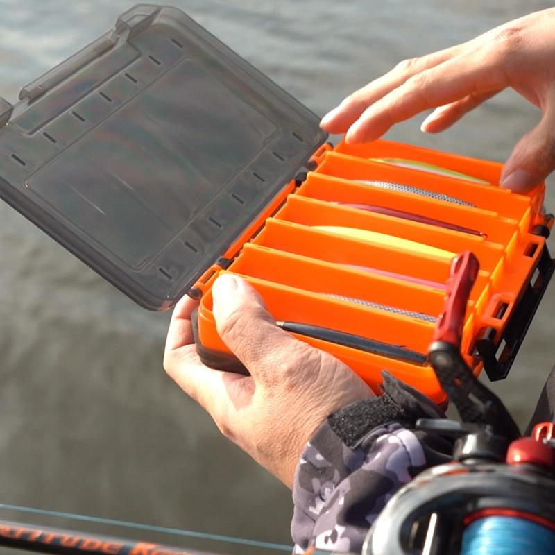Kutija za ribolov 12 14 pretinaca Oprema za ribolov mamac Kuke za - Ribarstvo - Foto 5