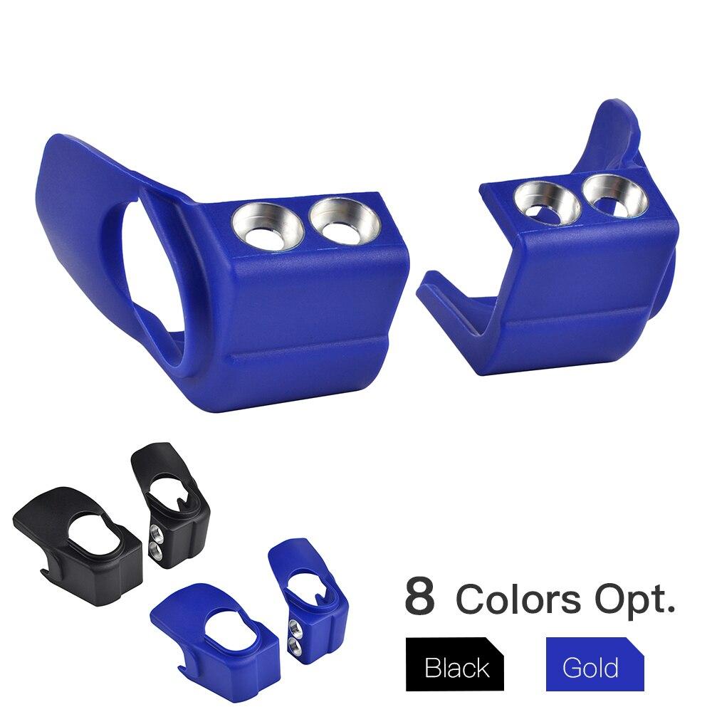 Защита для обуви с нижней передней вилкой для Yamaha YZ125 YZ250 2008-2020 YZ250F YZ450F WRF250 WR450 2019- 2020 WR125 WR250 2T