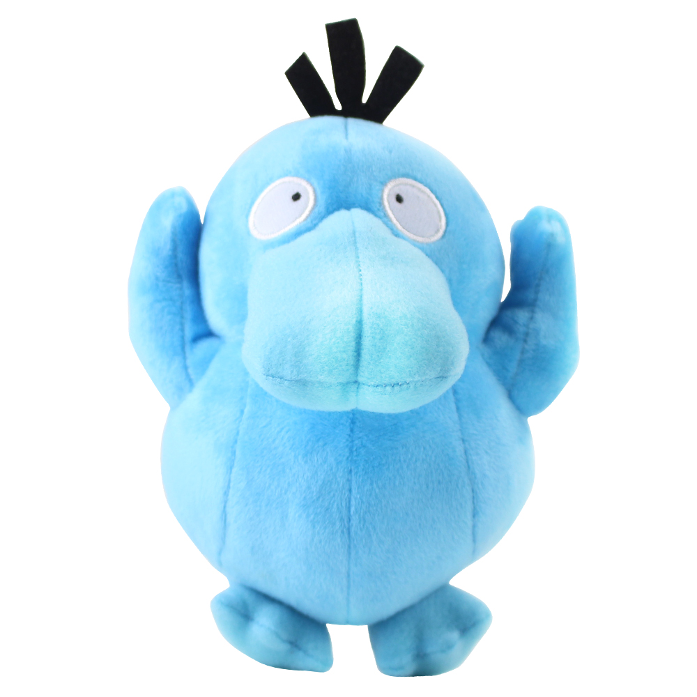 Anime Toys Hobbies Blue Psyduck Cartoon Character Stuffed Animals Plush Kids Toys Great Gift