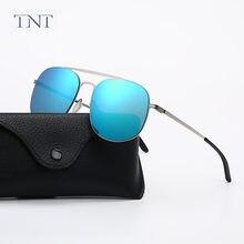 Tnt 2020 новые модные солнцезащитные очки с большой оправой