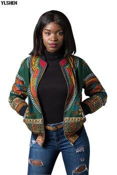 דאשיקי אפריקאית שמלות בגדי נשים הדפסה מסורתית מעיל אפריקה שמלת בגדי Bazin ברודר חדש חלוק Africaine חולצות