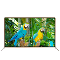 Monitor size 43 50 55 60 65 inch grobal version youtube TV android OS 7.1.1 smart wifi internet LED 4K television TV
