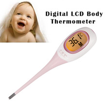 Baby Adult thermometer infrared 8 seconds Household Electronic LCD Digital Thermometer Precision Temperature Health Care 2020