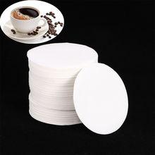Carta da filtro filterpapers Aeropress Caffè Filtro di carta 350 PZ