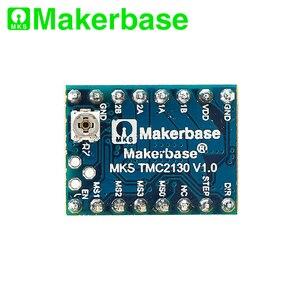 Image 3 - Controlador paso a paso MKS TMC2130 SPI mode stepstick motor controlador paso a paso TMC 2130 para accesorios de impresora SKR V1.3 3d