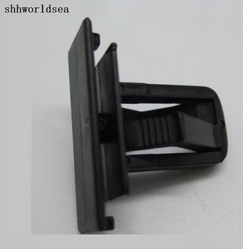 Shhworldsea Free shipping 500pcs Plastic Rocker Paenl & Bumper Fascia Clip For Jeep 55156429-AA For Chrysler