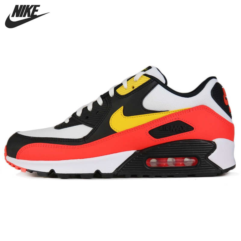 Original New Arrival <font><b>NIKE</b></font> <font><b>AIR</b></font> <font><b>MAX</b></font> 90 ESSENTIAL <font><b>Men's</b></font> Running <font><b>Shoes</b></font> Sneakers AJ1285109 image