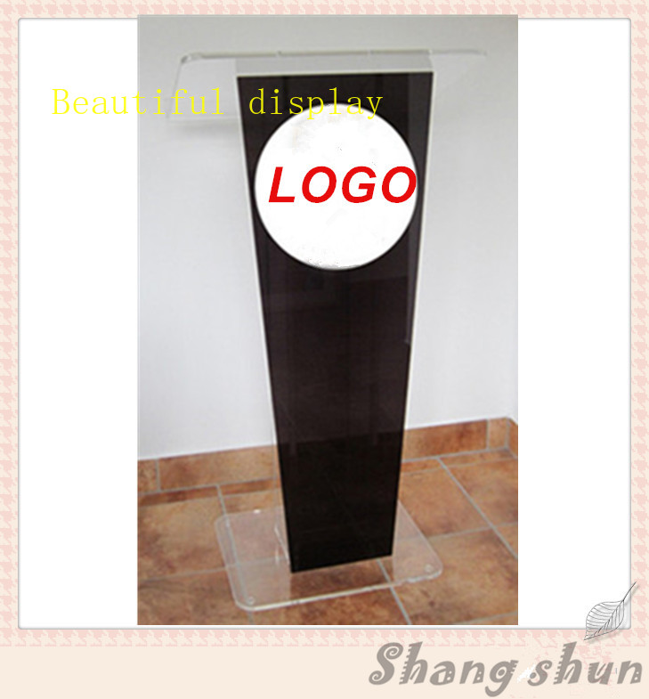 Hot Sale Church Lectern/Podium/Pulpit/Rostrum Acrylic Clear Lectern Acrylic Lectern Acrylic Podium Pulpit