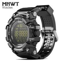 New MNWT Brand Mens Sport Watch 5ATM Waterproof Outdoor Acti