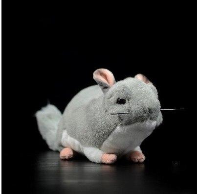 Купить милая шелковая крыса тоторо кукла мышка плюшевая имитация животных