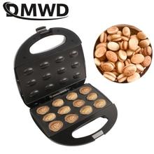Cake-Maker Toaster Oven Bread-Machine Sandwich-Iron Waffle DMWD Electric-Walnut Breakfast