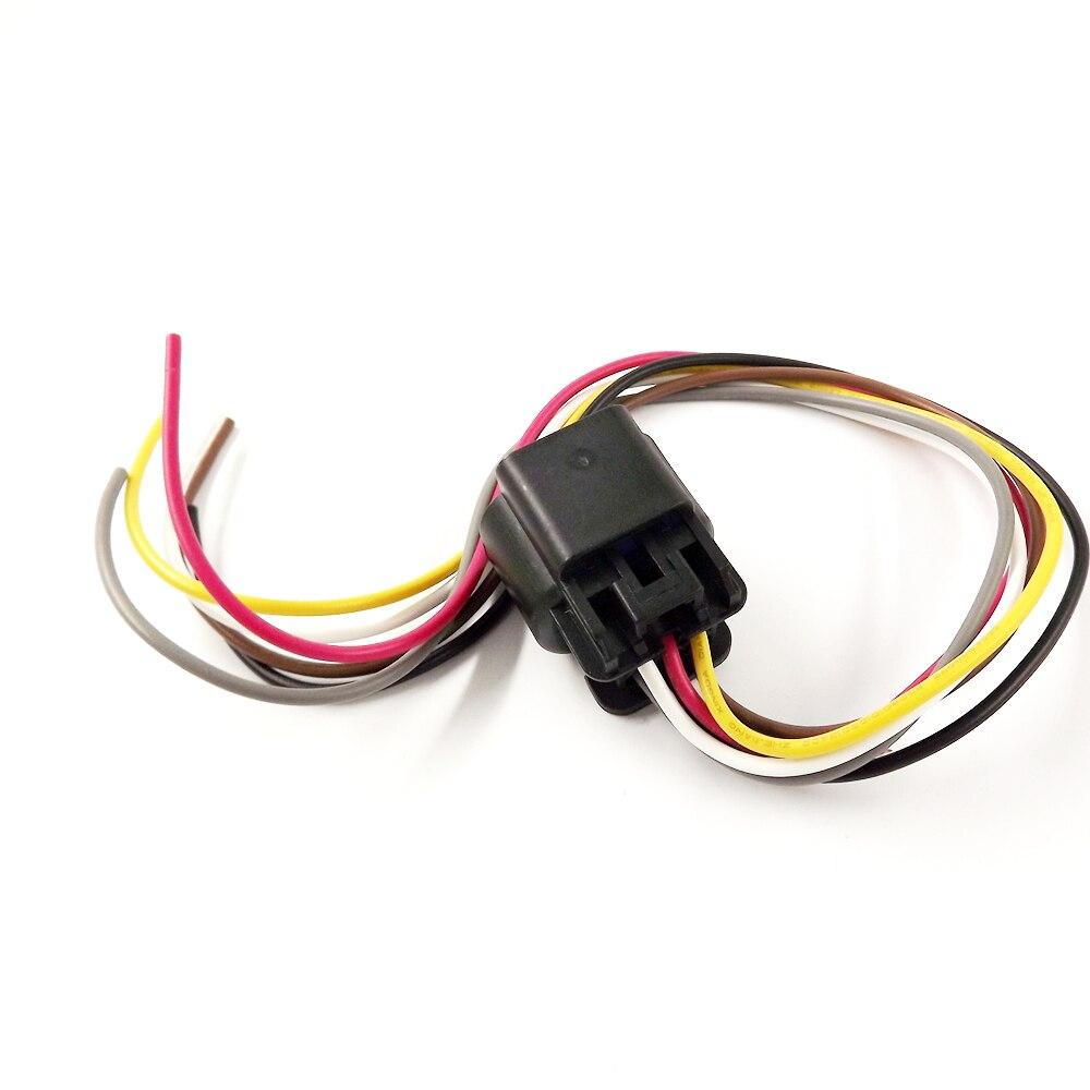 6 핀 ls2 ls3 ls7 스로틀 바디 액츄에이터 커넥터 피그 테일 플러그 gm l99 용