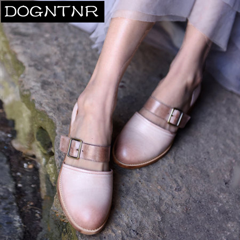Fashion Retro Shoes Women Spring And Summer Comfortable High Heels Breathable Casual Hiking Outdoor Large Size Women Sandals
