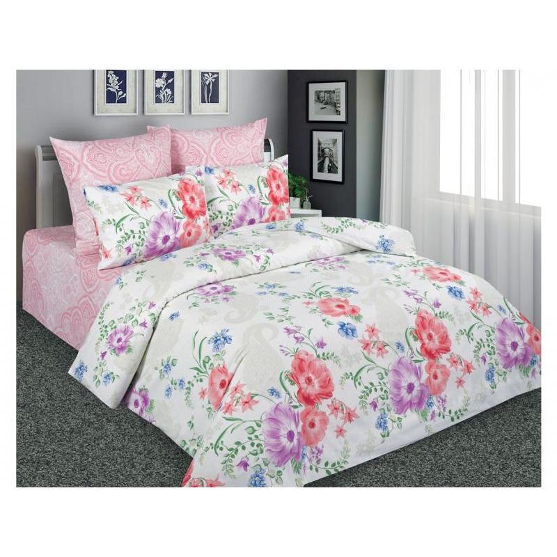Bedding Set double-euro Amore Mio, flowers bedding set double amore mio lace