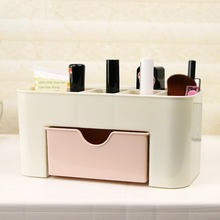 Makeup Organizer Desktop Jewelry Nail Polish Makeup Drawer Container  Cosmetic Large Capacity Cosmetic Storage Box makeup organizer maquillaje large capacity cosmetic storage box organizer desktop jewelry nail polish makeup organizer box