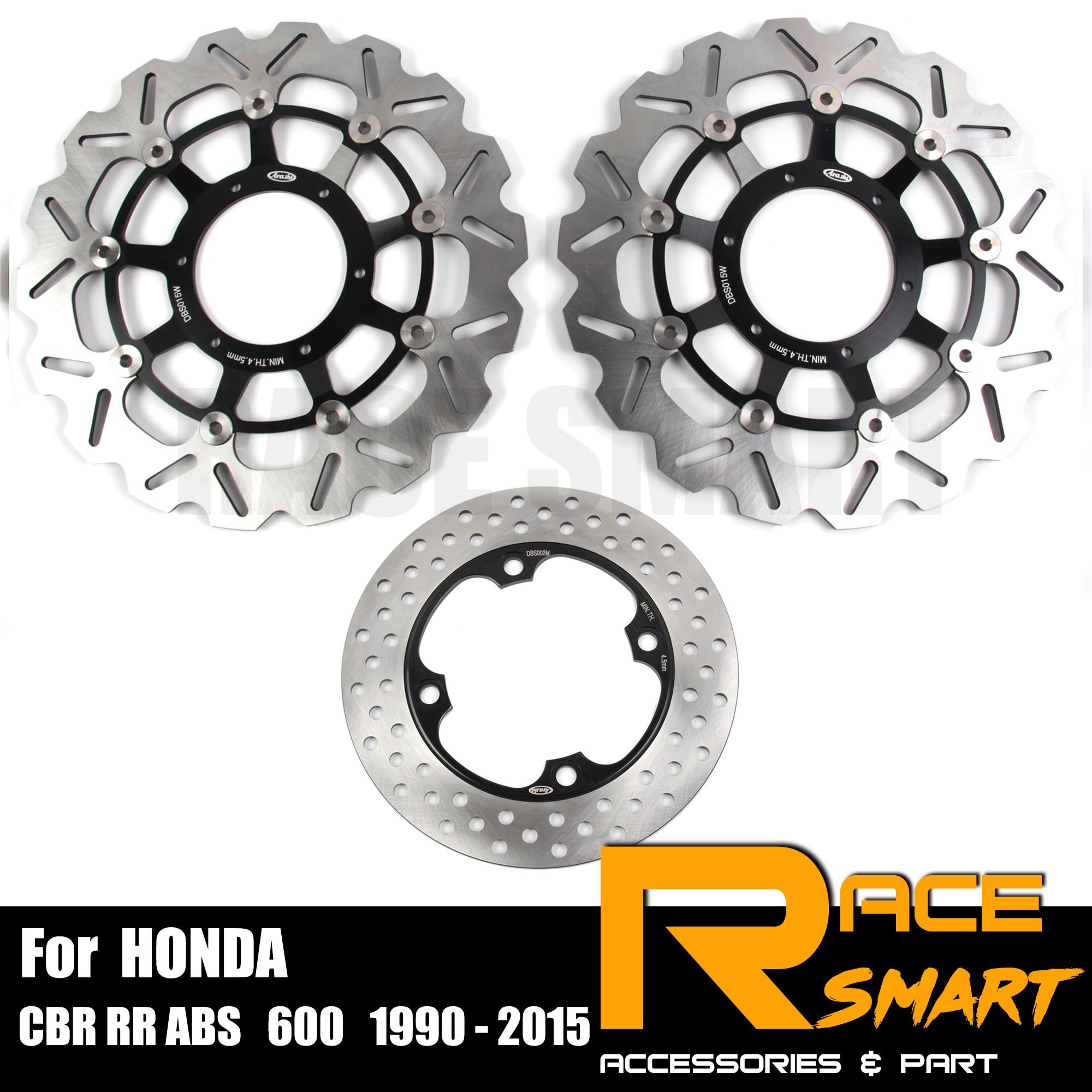 Rear Brake Disc Rotor For HONDA CBR600RR 2003-2015 CBR 600 RR ABS 2009-2015