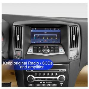 Image 3 - Quad core android 9.0 reprodutor de dvd do carro para nissan teana j32 2008 ~ 2012 para nissan maxima a35 gps navegação estéreo bt aux
