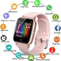 Reloj inteligente Xiaomi para hombre y mujer, pulsera con Monitor de ritmo cardíaco y actividad, 2021